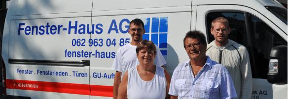 Fenster-Haus AG