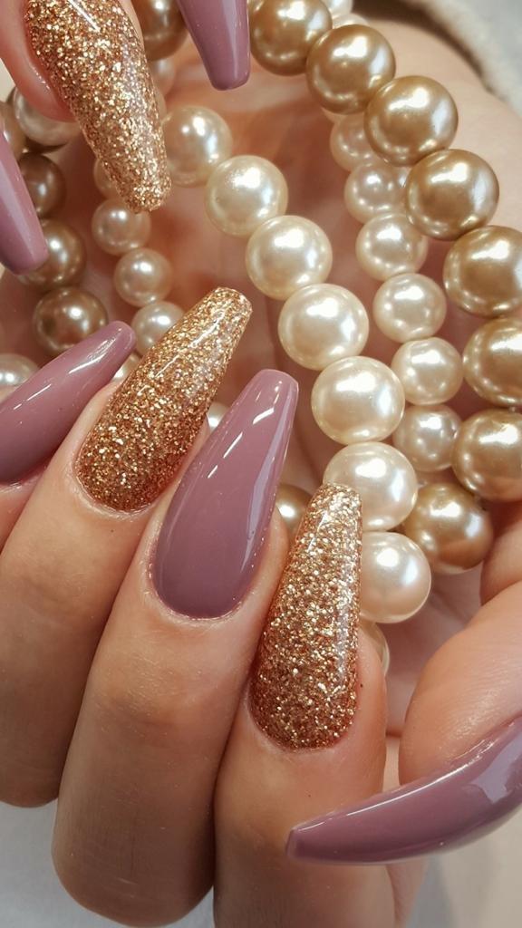 Tina Beauty Style Nageldesign
