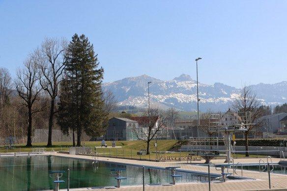 Appenzeller Badi, Freibad Bezirk Appenzell
